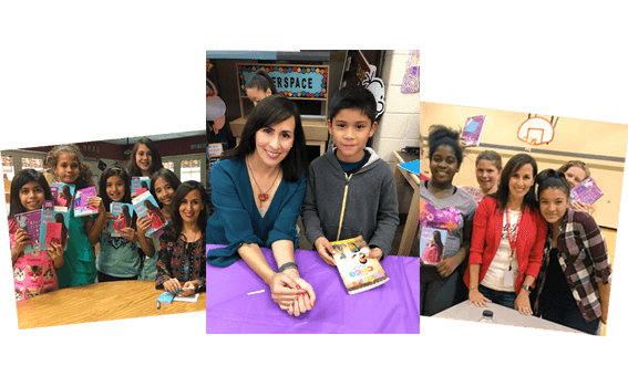 Angela Cervantes School Visits Youth Chapter Books Latino Author
